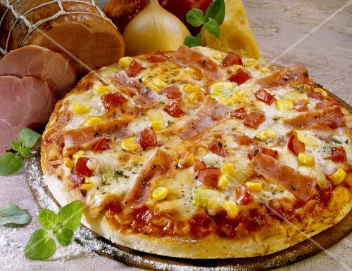 Рецепты пиццы с фото