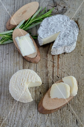 Goat's cheese from France
