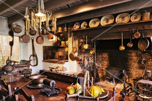 Antique Kitchen