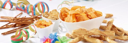 Snacks for a party