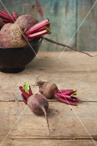 Beetroot from garden to table