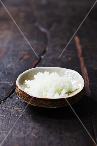 Small Bowl o f Sea Salt