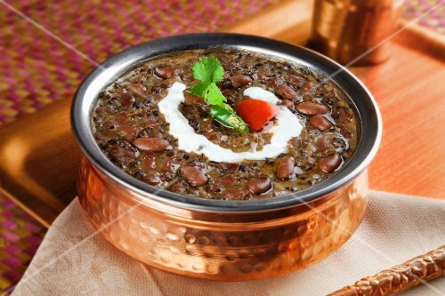 Dal makhani – India lentil curry from the Punjab