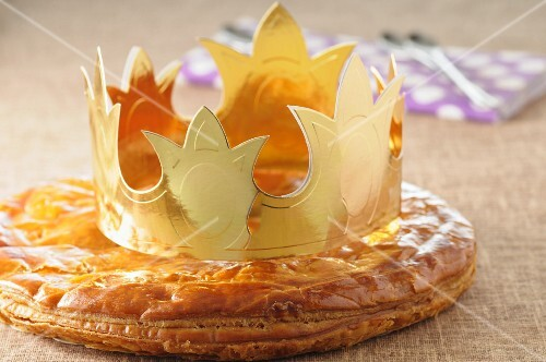 Galette des Rois (traditional Three Kings cake, France)