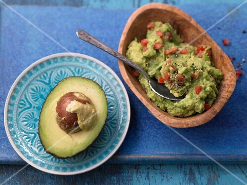 Guacamole (seen from above)