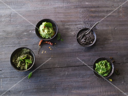 Pesto for every season