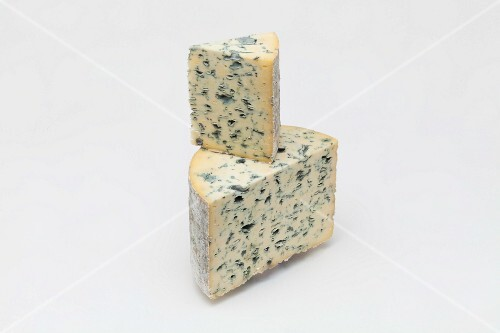 Fourme d'Ambert (blue cheese from France)
