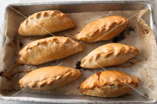 Kibiny (meat pasties, Eastern Europe)