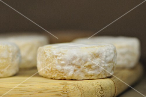 Pelardon Languedoc-Roussillon (French goat's cheese)