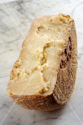Pecorino di Filiano (sheep's cheese from the Basilicata region of Italy)