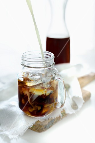 Cold brew coffee