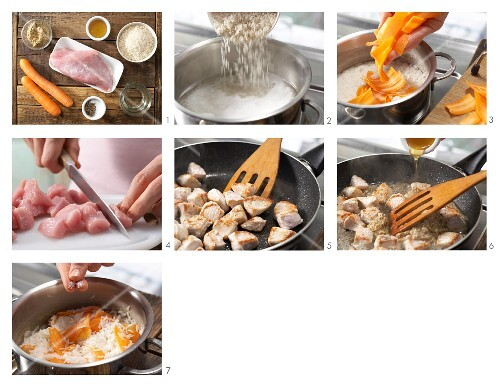 How to prepare turkey breast in honey and mustard sauce
