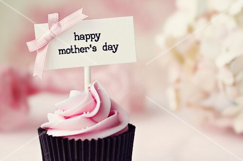 Cupcake for Mother s day