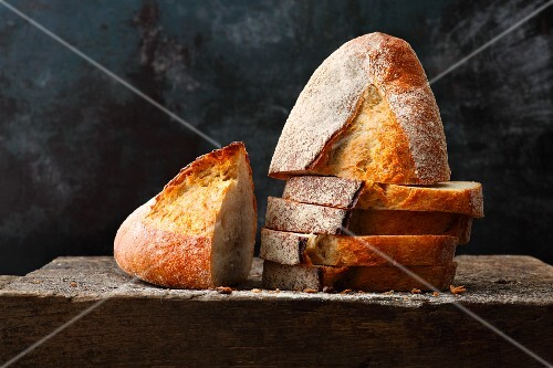 French farmhouse bread