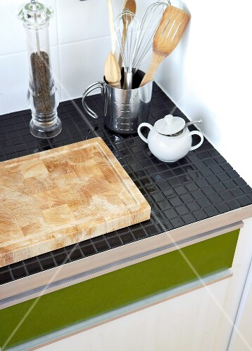k che arbeitsplatte mosaik. Black Bedroom Furniture Sets. Home Design Ideas