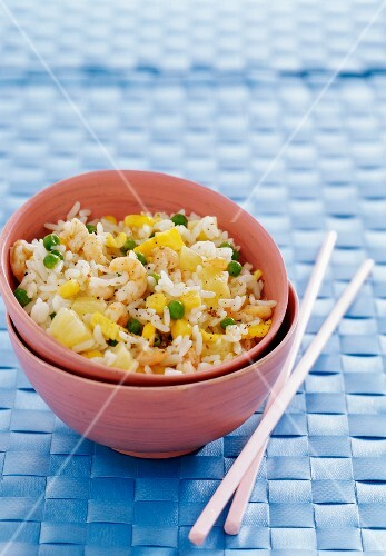 Fancy rice (topic :light diners)