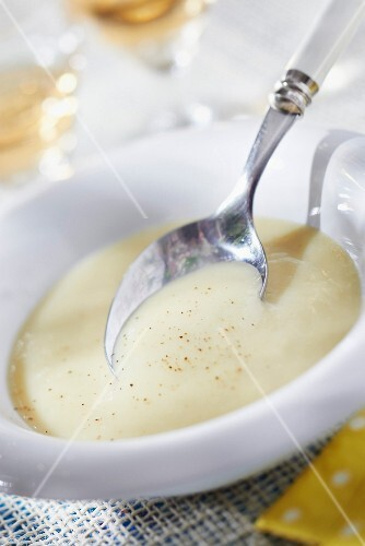 Dubarry creamed soup