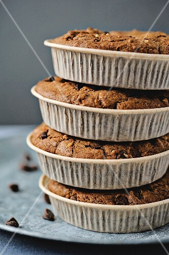Chocolate-coffee brookies