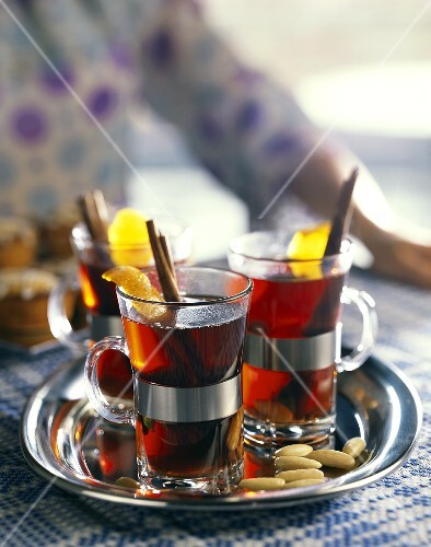 Glogg: Christmas drink from Denmark