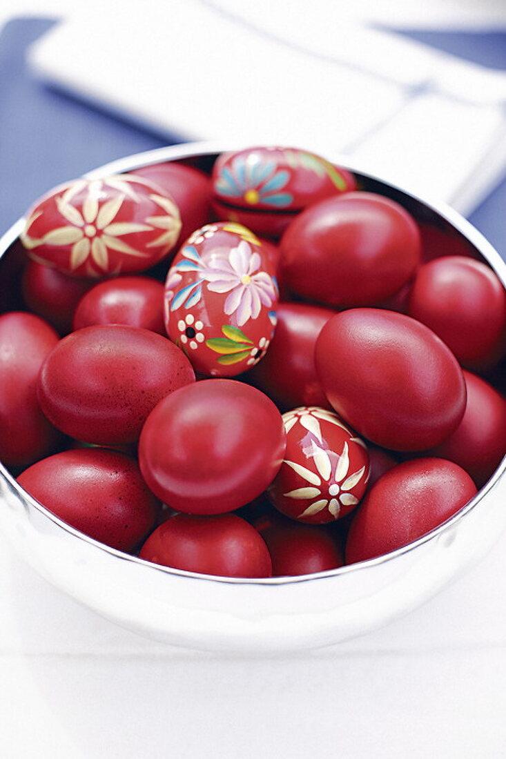 Greek Easter Feast