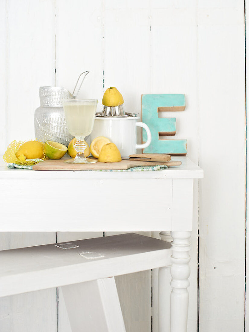 Summer Aid: Lemonade