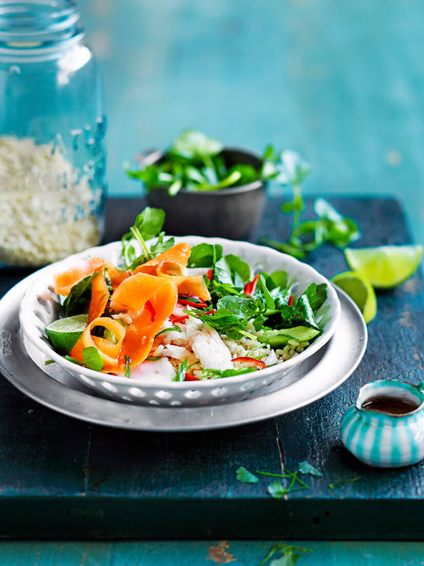 Salads Make a Meal