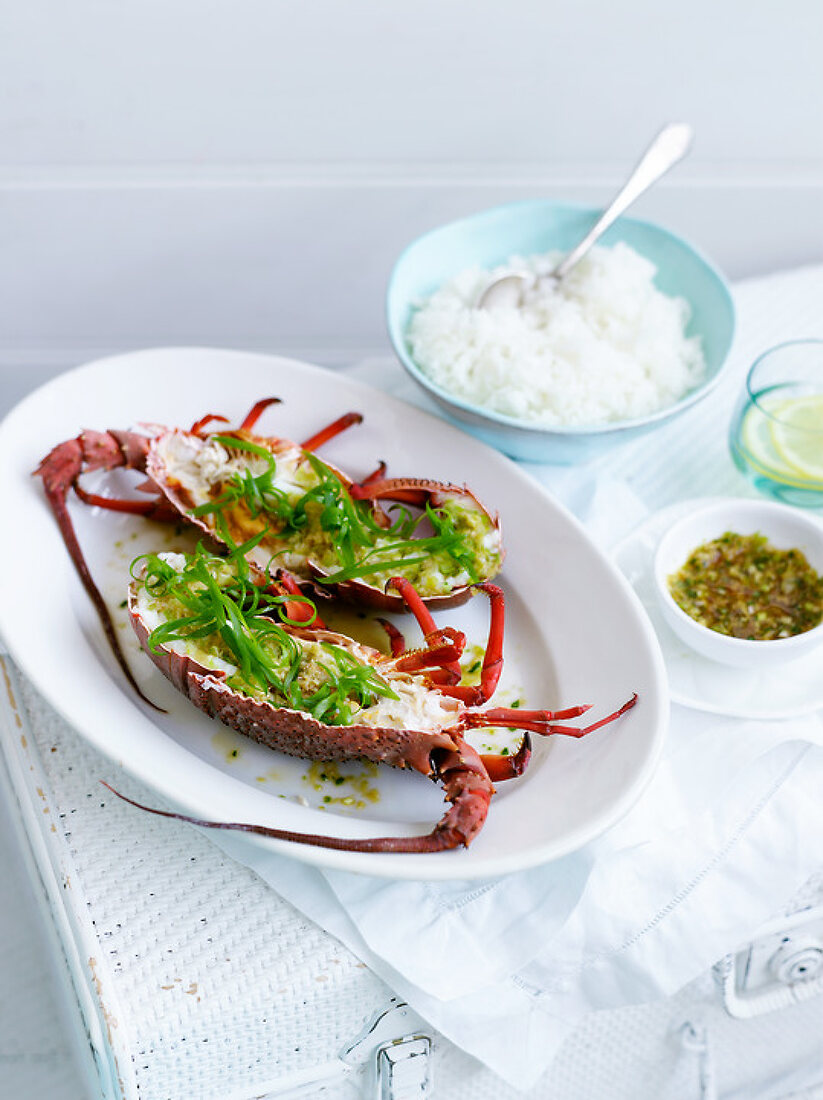 Luxurious Lobsters