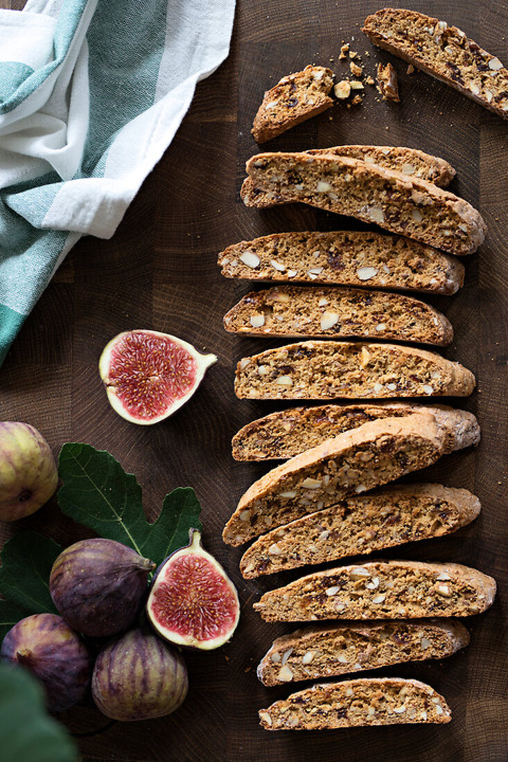 Figs in Pastry