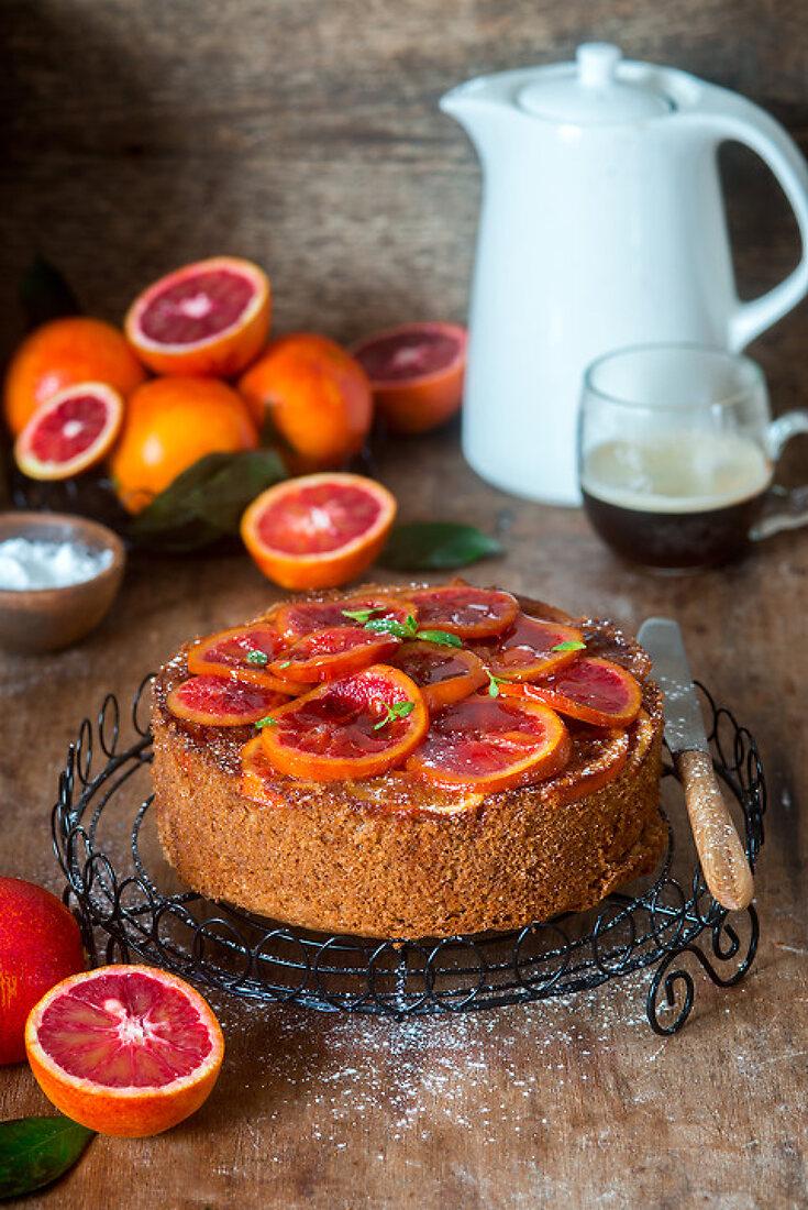 Crimson Citrus