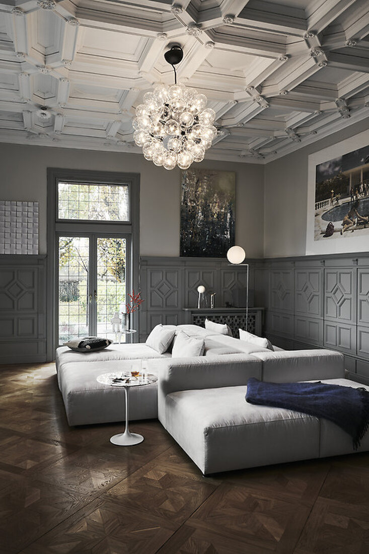 Lovisas elegant home in grey tones