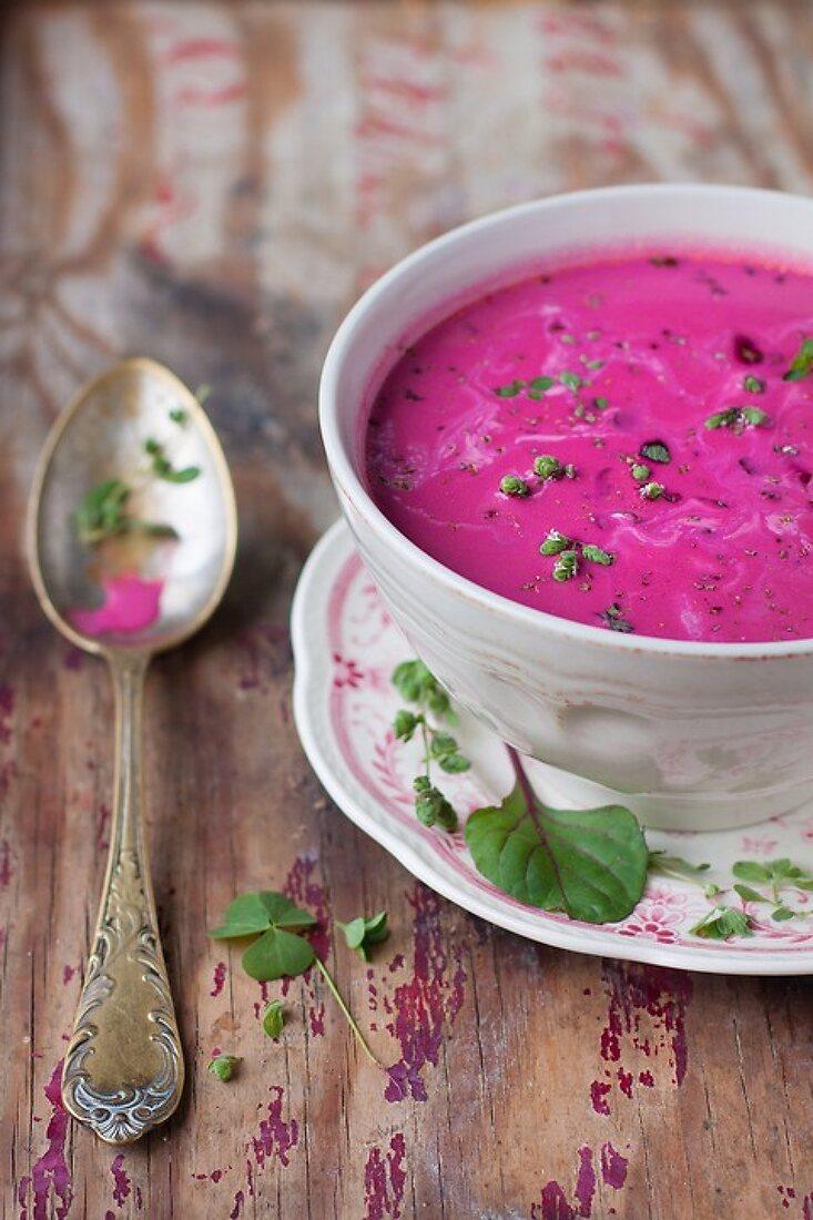 Pink Beetroot Feast