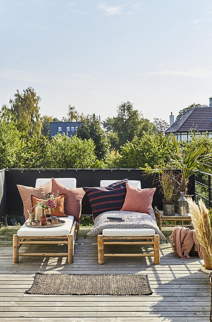 Two in One - Romantic Terrace