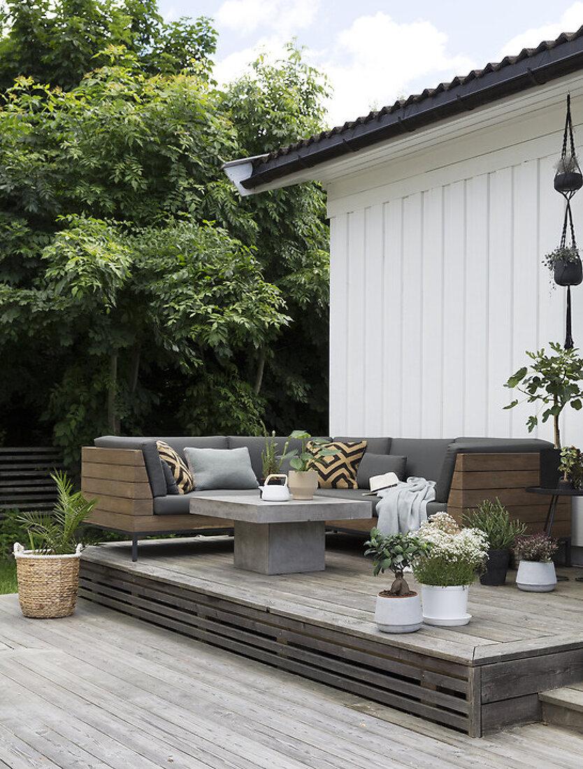 Nordic Summer Terrace