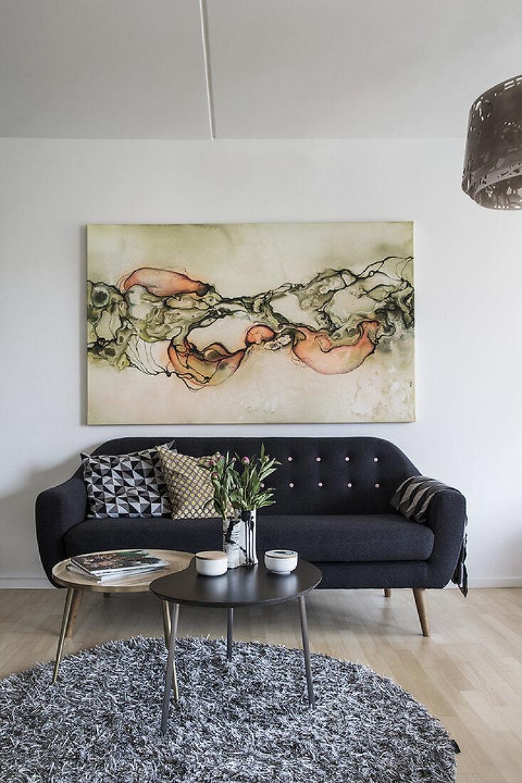 Eclectic Copenhagen Home