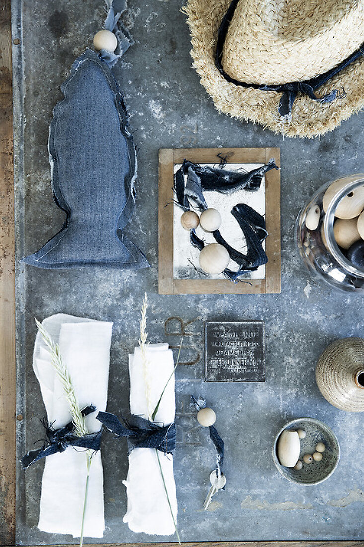 Decorate with Denim