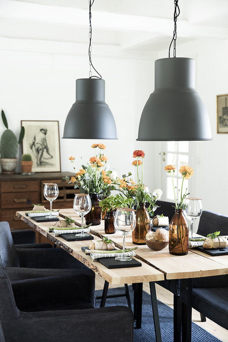 Cosy Table Settings