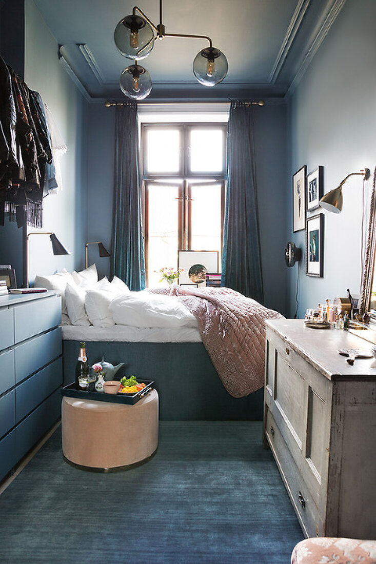 Blue Box Bedroom