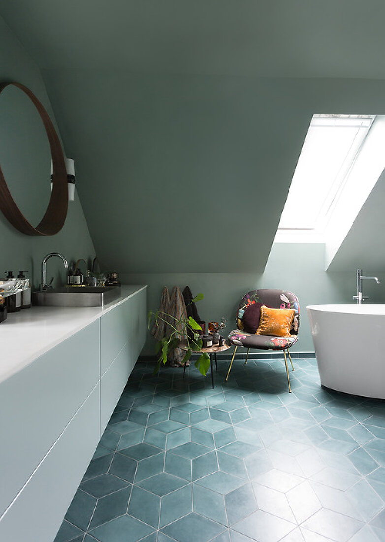 Bathroom for Pure Well Being