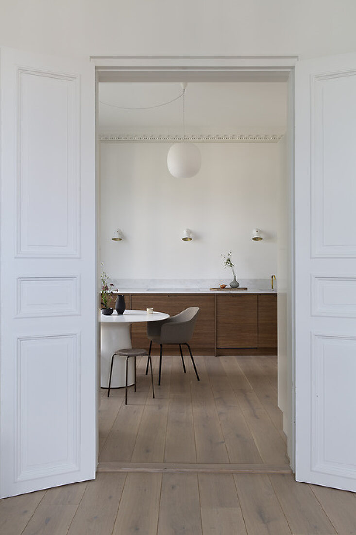 Warm Nordic meets Japanese Simplicity