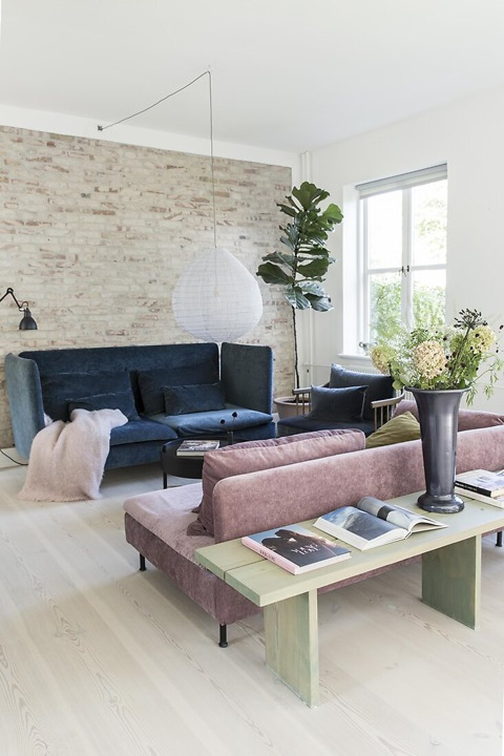 Louise's Stylish Family Home