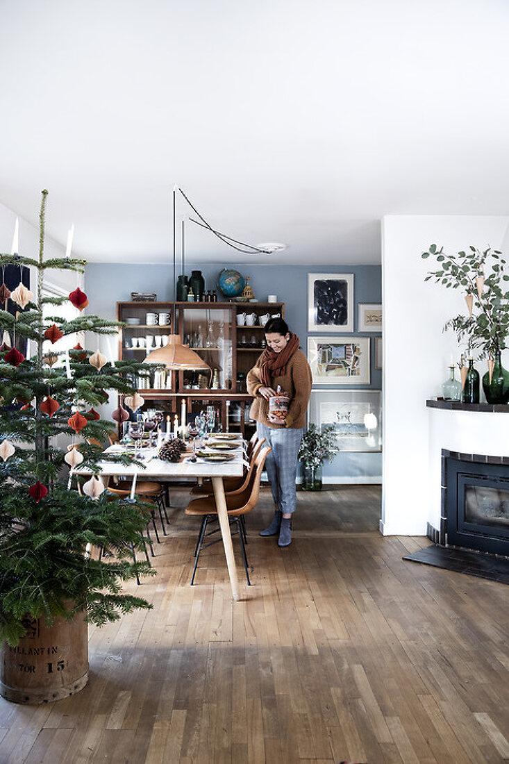 Christmas in Earthy Tones