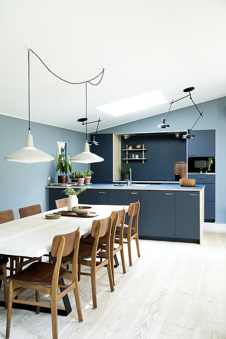 Dark Blue IKEA