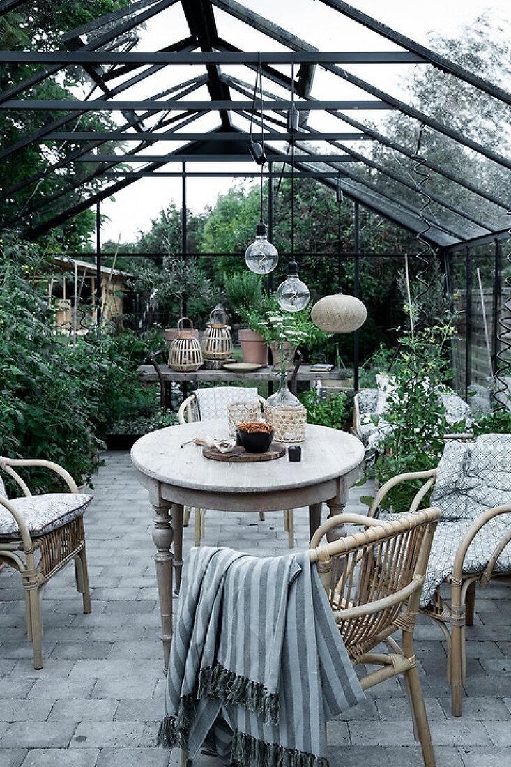 Trine Gluud's Greenhouse