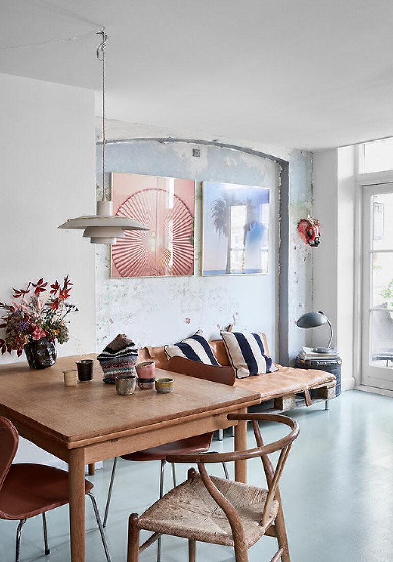The Artist's Creative Home