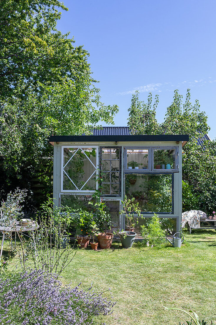 The DIY Greenhouse