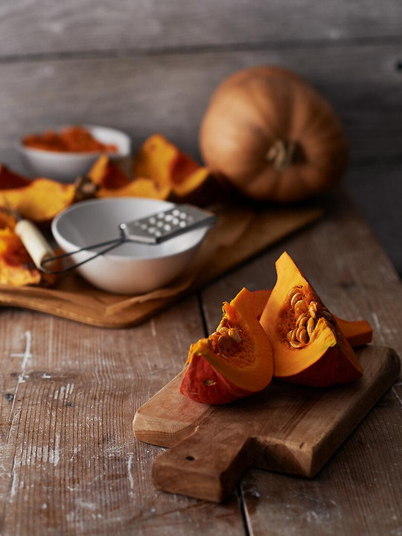 Delicious Fall Pumpkin