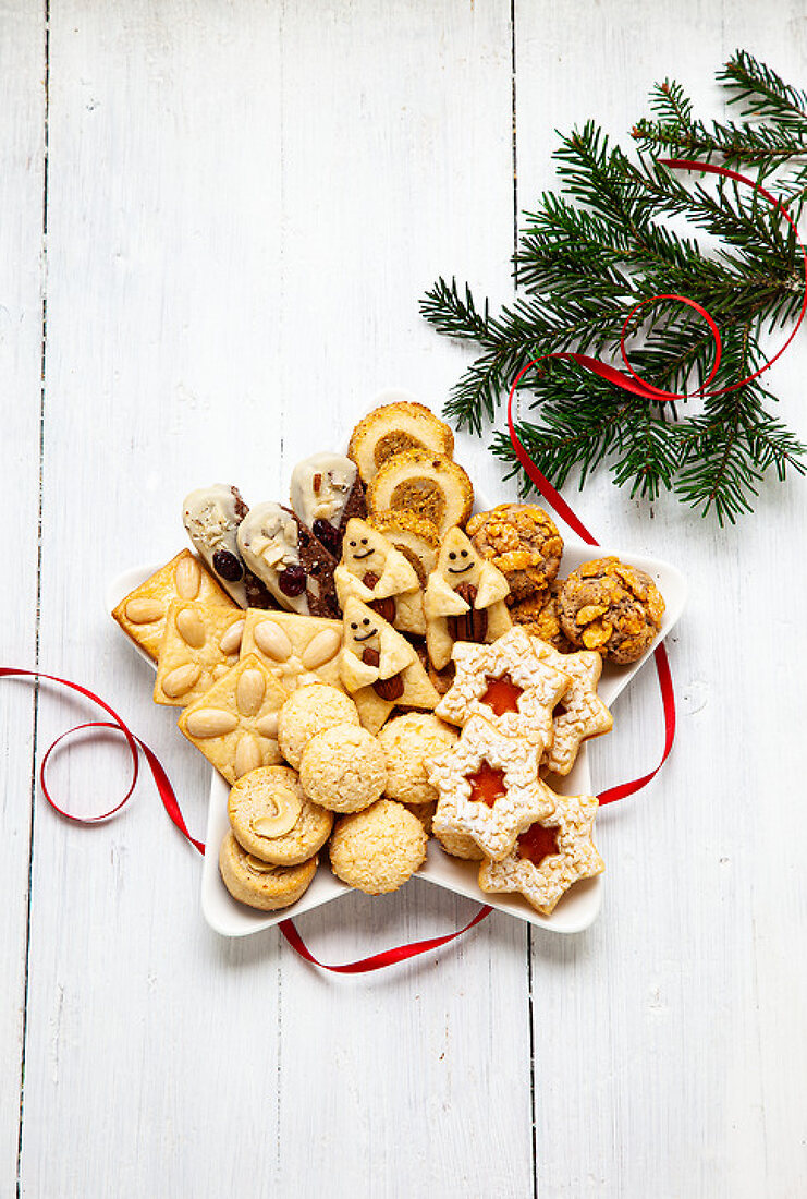 Scandi Christmas Sugar