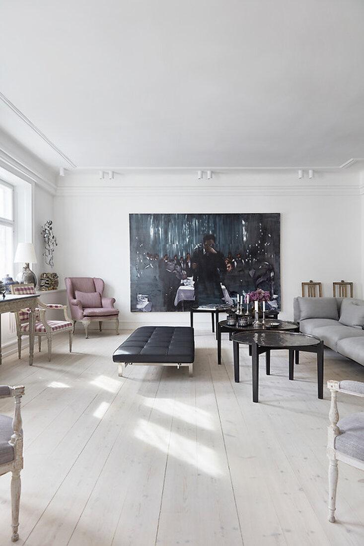 Gray Patina & Nordic Classics
