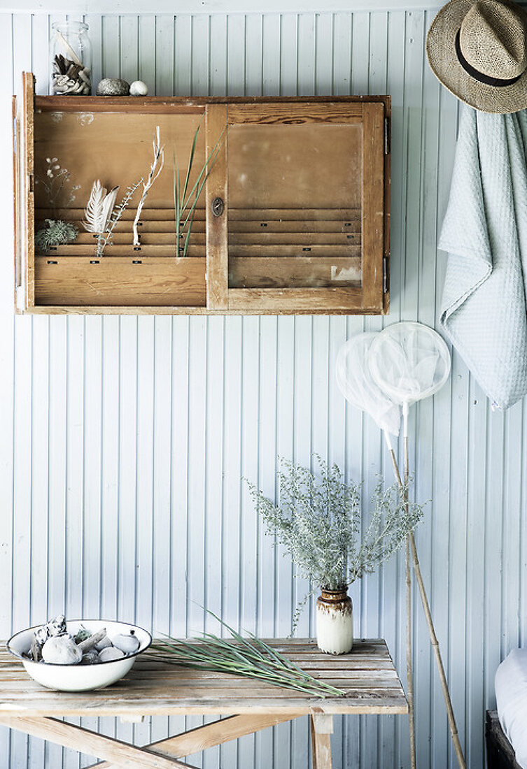 Add Seaside atmosphere to your home - DIY