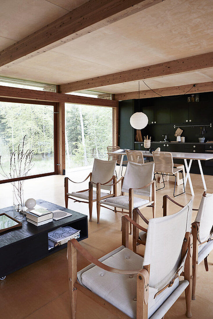 The architects all-in-one summerhouse